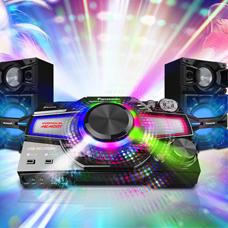 پخش کننده موسیقی PANASONIC مدل SC-MAX5000