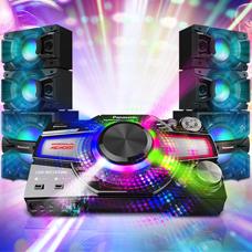 پخش کننده موسیقی PANASONIC مدل SC-MAX7000