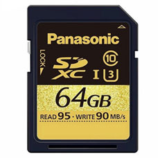 کارت حافظه PANASONIC 64GB