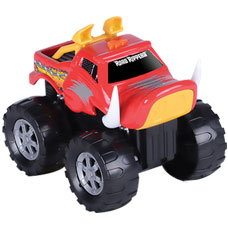 ماشین TOY STATE مدل Mini Monster Rides  کد 33105TS