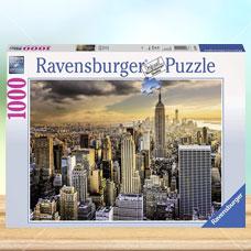 پازل 1000تکه RAVENSBURGER مدل Great New York