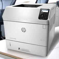 پرینتر لیزری HP مدل 605DN