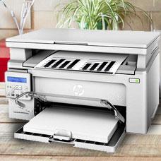 پرینتر چندکاره لیزری HP مدل 130NW