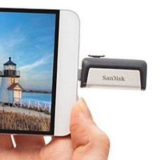 SANDISK-Ultra  Dual Drive USB Type C-SDDDC2-064G-G46