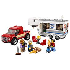 Pickup & Caravan کد 60182