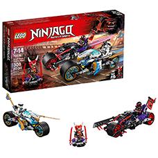 لگو مدل Street Race of Snake Jaguar کد 70639