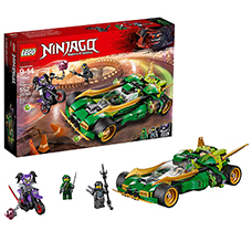 لگو مدل Ninja Nightcrawler کد 70641