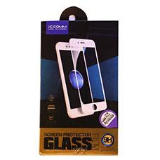 محافظ صفحه نمایش آیفون  Full Cover Iphone 7 PLUS ( BLACK )