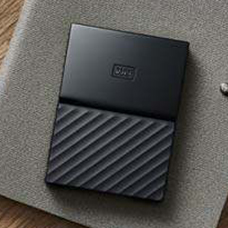 هارد اکسترنال وسترن دیجیتال مدل WD My Passport Portable  1TB