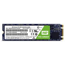 حافظه SSD وسترن دیجیتال مدل GREEN WDS240G2G0B ظرفیت 240GB