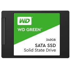 حافظه SSD اینترنال وسترن دیجیتال مدل  WD Green S240G2G0A ظرفیت 240GB