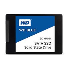 حافظه SSD اینترنال وسترن دیجیتال مدل WD BLUE S250G2B0Aظرفیت 250GB