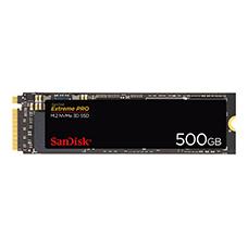 حافظه SSD وسترن دیجیتال مدل  Extreme PRO ظرفیت 500GB
