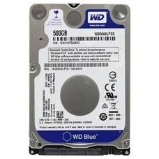 هارددیسک اینترنال وسترن دیجیتال مدل WD Blue 5000LPCX  500GB