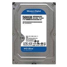 هارددیسک اینترنال وسترن دیجیتال مدل WD Blue 5000AZRZ 500GB