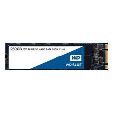 حافظه SSD وسترن دیجیتال مدل BLUE WDS250G2B0B ظرفیت 250GB