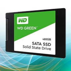 حافظه SSD اینترنال وسترن دیجیتال مدل WD GREEN S480G2G0A ظرفیت 480GB