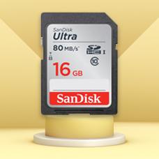 کارت حافظه SANDISK مدل Ultra سری SDSDUNC-016G-GN6IN