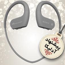 پخش کننده موسیقی SONY MP3-NWZ-WS623 + آداپتور