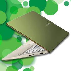 Asus VivoBook A431FL- AM021 - I5،8،512GBSSD ،NVIDIA GeForce with 2GB GDDR5 VRAM